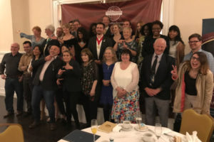 Toastmasters Area 20 group photo